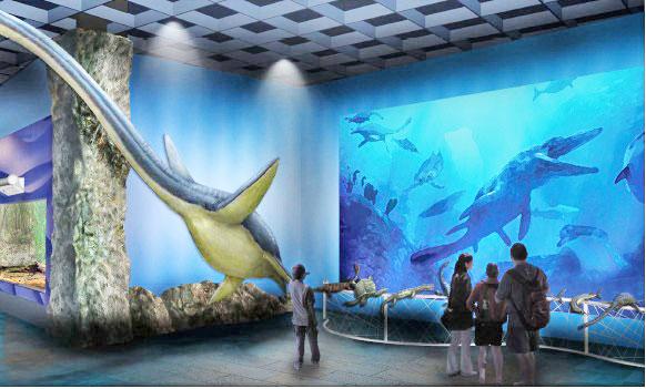 Эволюция жизни в океане